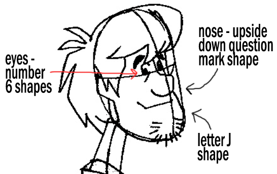 How To Draw Shaggy From Scooby Doo With Easy Step By Step