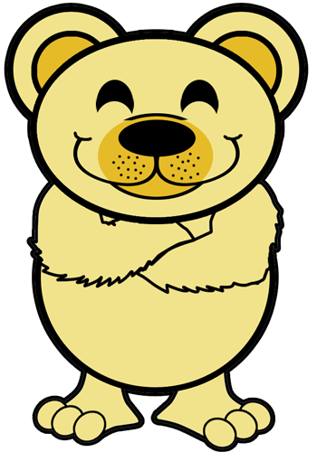 How to Draw Cartoon Bears Step by Step Cartooning Tutorial