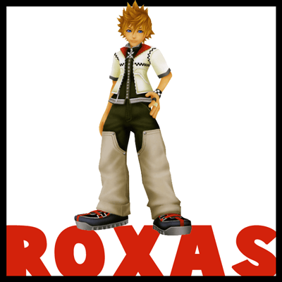 how to draw world of warcraft characters. How to Draw Roxas from Kingdom