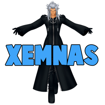 How to Draw Xemnas from Kingdom Hearts Lesson