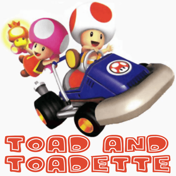 How to Draw Toad and Toadette from Wii Mario Kart with Easy Step by Step Drawing Tutorial