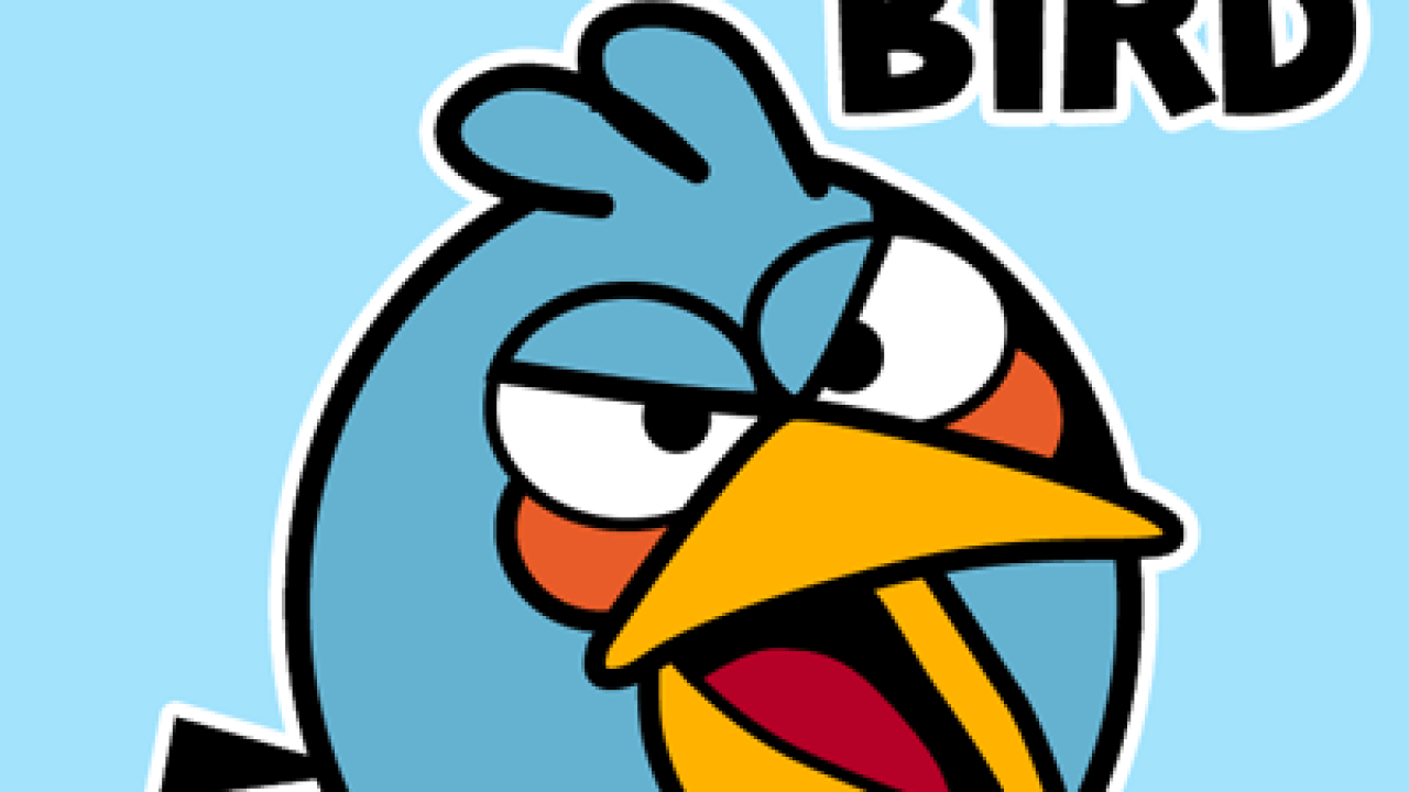 How To Draw Blue Bird From Angry Birds With Simple Step By Step Drawing Instructions How To Draw Step By Step Drawing Tutorials
