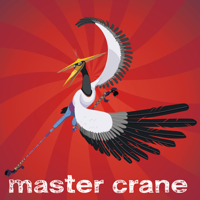 How to draw Master Crane from Kung Fu Panda with easy step by step drawing tutorial