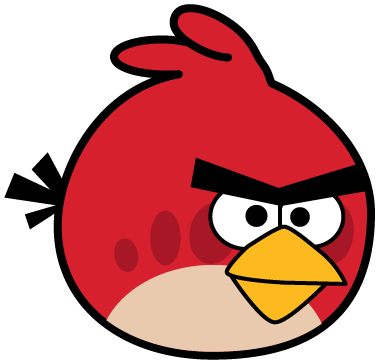 how to draw angry birds