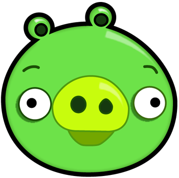 How to draw cartoon green pig with easy step by step drawing tutorial