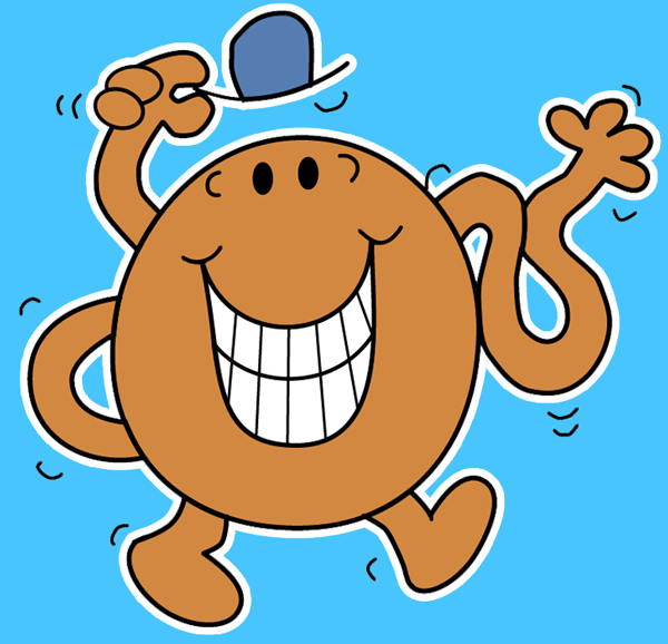 How to draw Mr. Tickle from Mr. Men Children's Book Series with easy step by step drawing tutorial