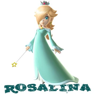 How to Draw Rosalina from Wii Mario Kart Step by Step Drawing Tutorial