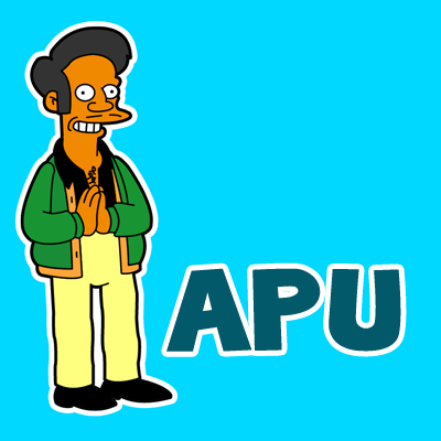 How to draw Apu Nahasapeemapetilon from The Simpsons with easy step by step drawing tutorial