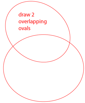 Step 1 : Drawing Barney Gumble from The Simpsons Easy Steps Lesson