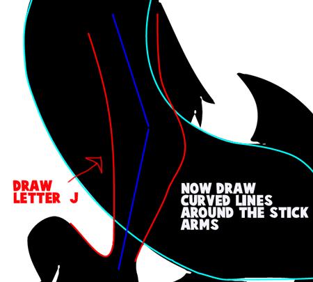 how to draw daffy duck tranportyruck
