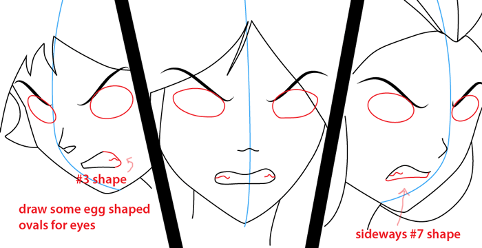 how to draw sam from totally spies