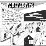 Theory of Perspective Drawing