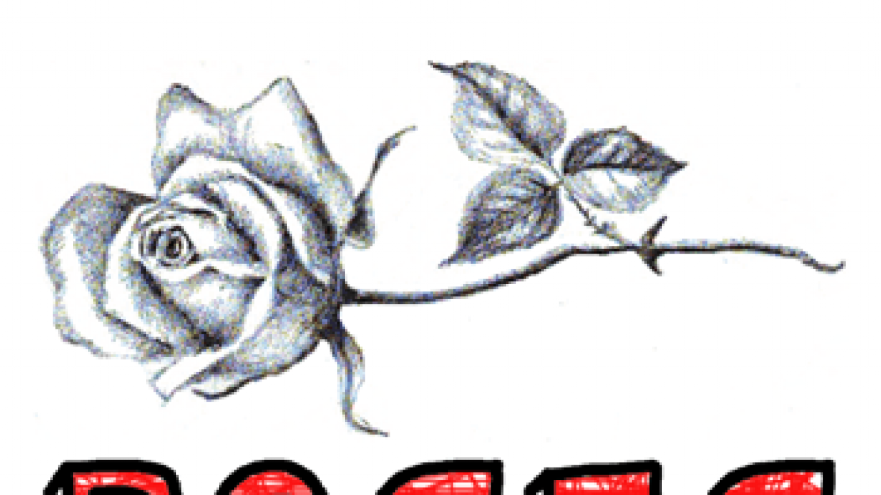 How To Draw Long Stem Roses With Easy Step By Step Drawing Tutorial How To Draw Step By Step Drawing Tutorials