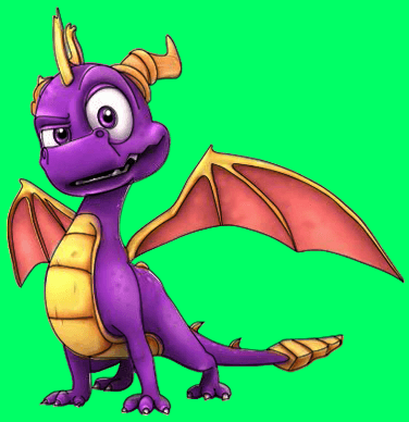 How to draw Spyro from Spyro the Dragon with easy step by step drawing tutorial