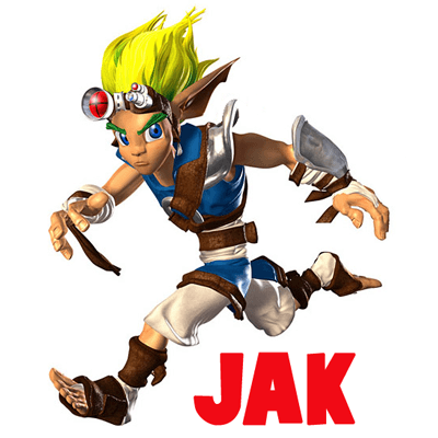 How to draw Jak from Jak and Daxter with easy step by step drawing tutorial