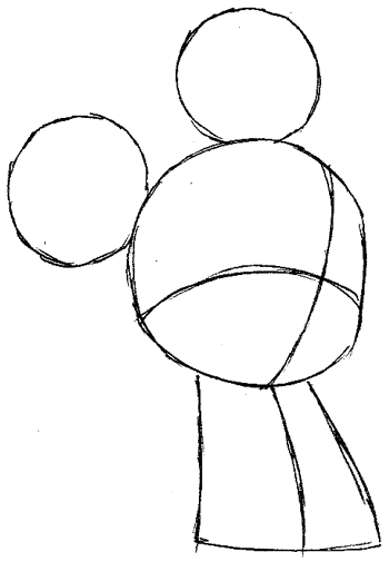 How To Draw King Mickey From Kingdom Hearts With Easy Step By Step