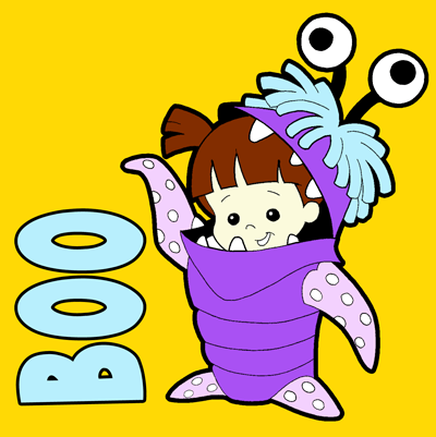 1d88845d3 How to draw Boo from Monsters Inc. with easy step by step drawing tutorial