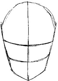 how to draw gohan ssj2 step by step
