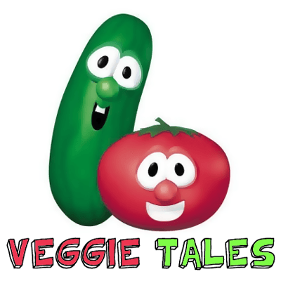 How to draw Bob and Larry from Veggietales with easy step by step drawing tutorial