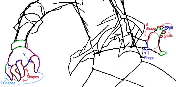Step 8 : Drawing Tsuna from Katekyo Hitman Reborn Easy Steps Lesson