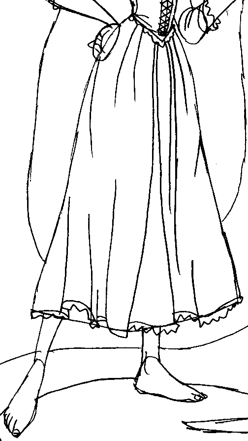 How To Draw Rapunzel From Tangled With Easy Step By Step Drawing Tutorial How To Draw Step By Step Drawing Tutorials