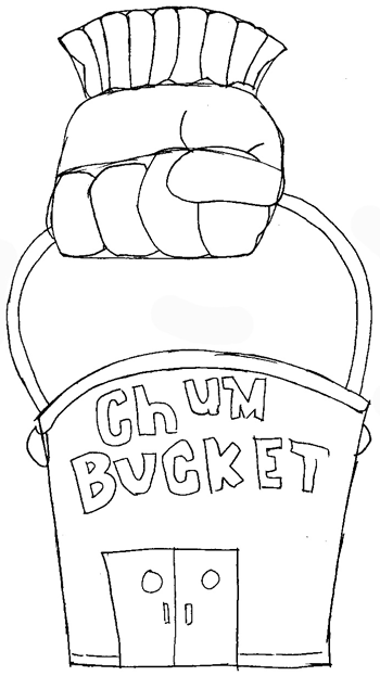 free plankton coloring pages - photo#24