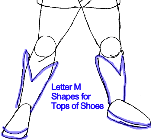 Step 9 : Drawing Captain Zapp Brannigan from Futurama Easy Steps Lesson
