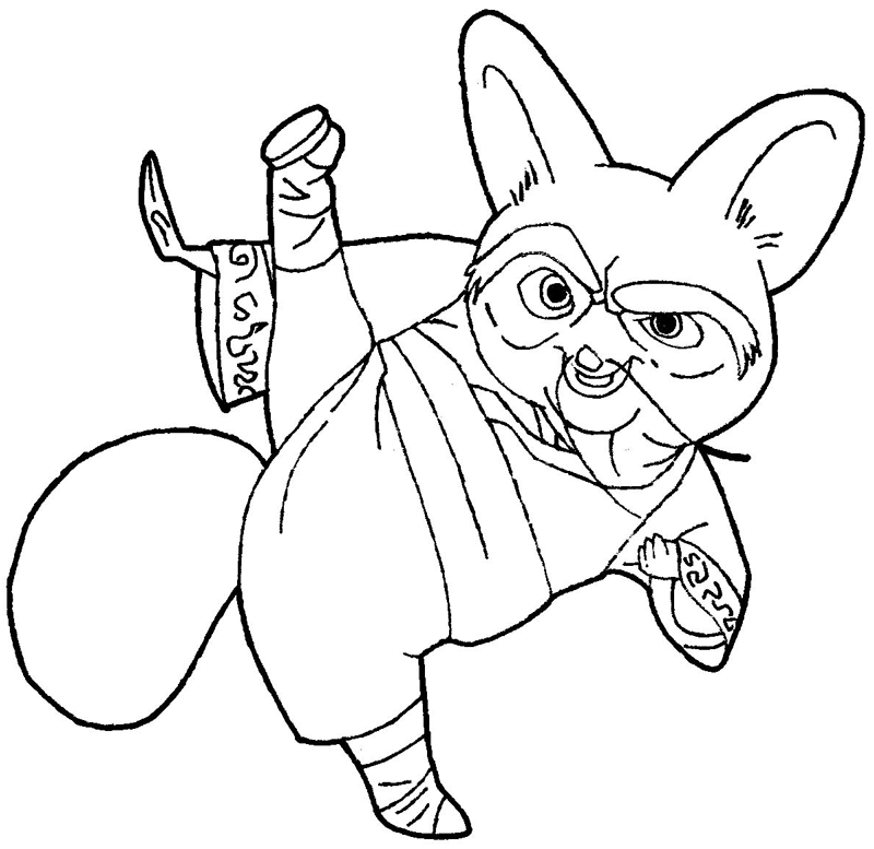How to draw Master Shifu from Kung Fu Panda from with easy step by step drawing tutorial