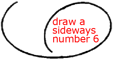 Mouse B - Step 1 : Drawing Cartoon Mice in Easy Steps Lesson