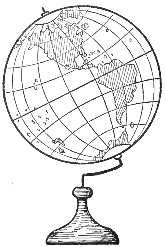 Line Drawing Globe : How to draw world globes with easy step by drawing