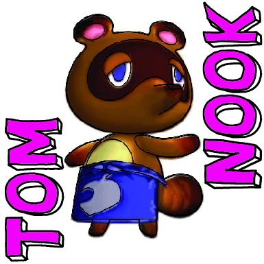How to draw Tom Nook from Animal Crossing with easy step by step drawing tutorial