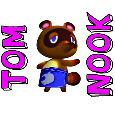 How To Draw Tom Nook From Animal Crossing With Easy Step By Step