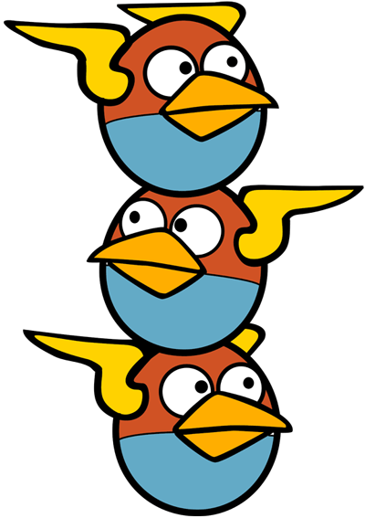 How to draw lightning birds from angry birds space with easy step by how to draw lightning birds from angry birds space with easy step by step drawing tutorial voltagebd Images