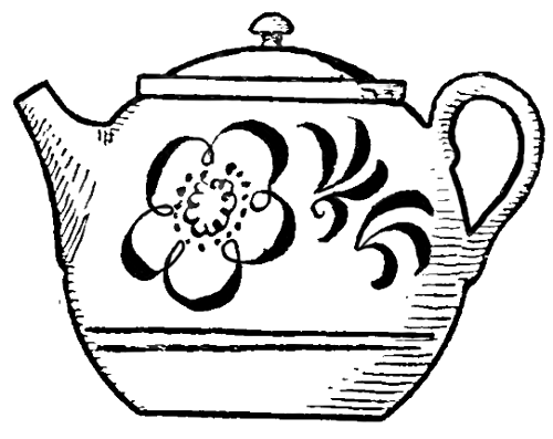 How to Draw Teapots with Easy Step by Step Lesson