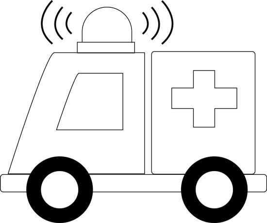 How to Draw Cartoon Ambulances for Kids