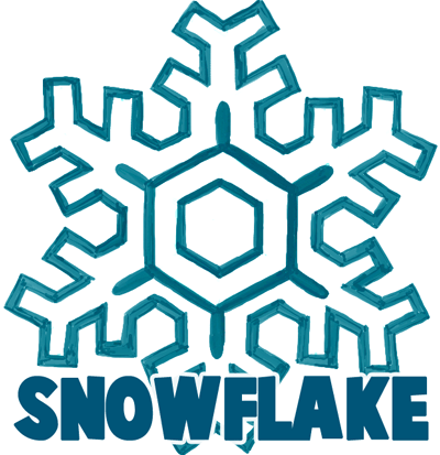 How to Draw Snowflakes Drawing Tutorial