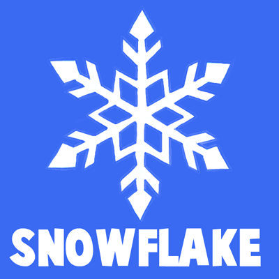 How to Draw a Snowflake Step by Step Drawing Tutorial