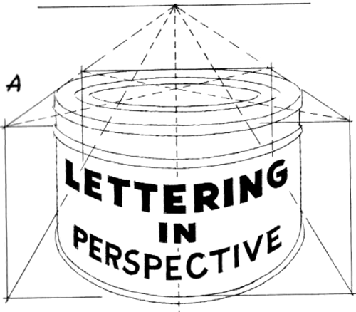 Drawing Letters in Perspective