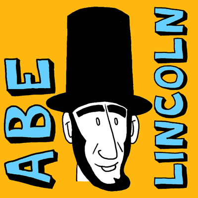 How to Draw Cartoon Abe Lincoln with Easy Steps Tutorial