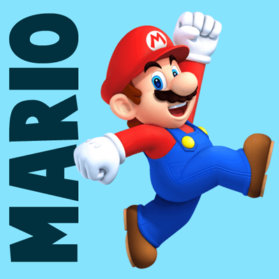 How to Draw Mario from Nintendo Super Mario Bros Drawing Tutorial