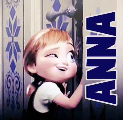 How to Draw Young Anna from Disney's Frozen : Do You Want to Build a Snowman Song