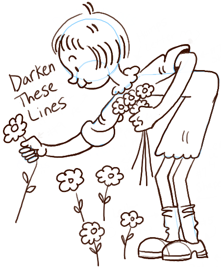 step09-girl-picking-flowers