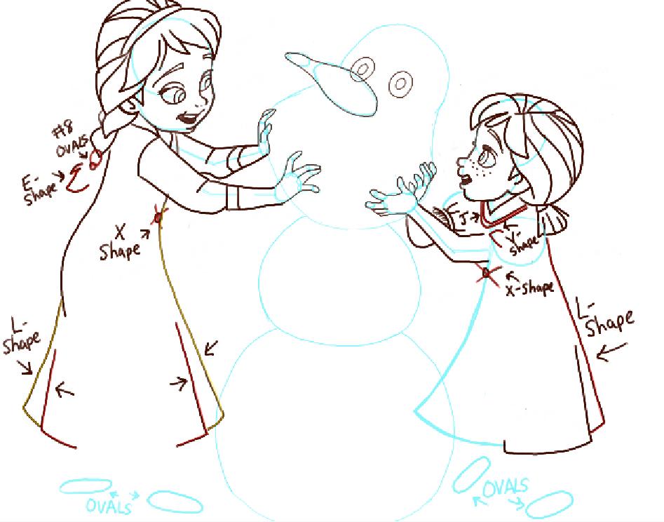 step12-anna-elsa-building-snowman