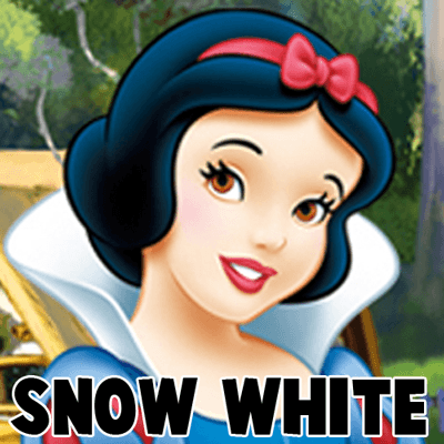 How to Draw Snow White from Disney's Snow White and the Seven Dwarfs