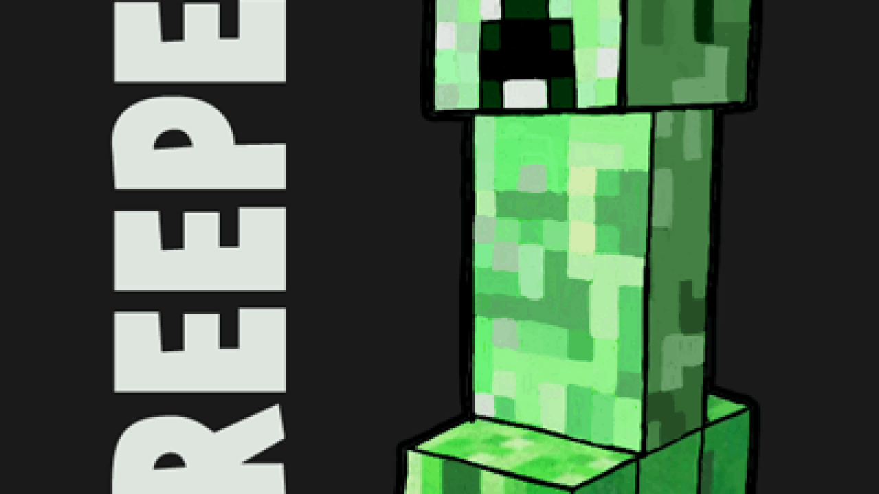 How To Draw A Minecraft Creeper In Easy Steps How To Draw Step By Step Drawing Tutorials
