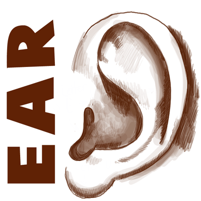 How to Draw Ears Side View with Easy Steps Tutorial