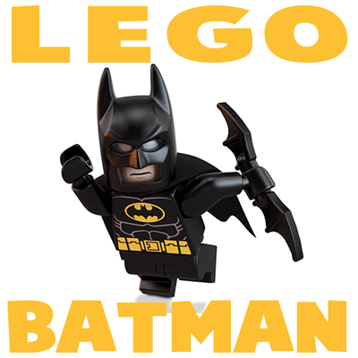 How to Draw Lego Batman Minifigure with Easy Step by Step Drawing Tutorial