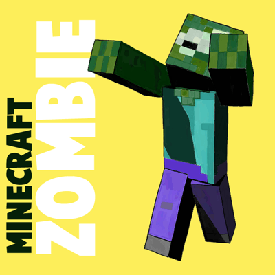 How to Draw a Minecraft Zombie Easy Step by Step Drawing Tutorial