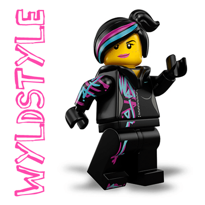 How to Draw Wyldstyle from The Lego Movie aka Lucy the Minifigure