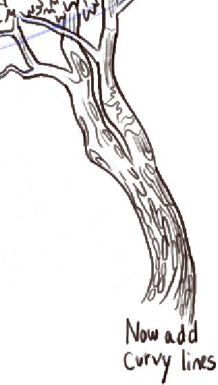 step13-how-to-draw-trees-oak-tree